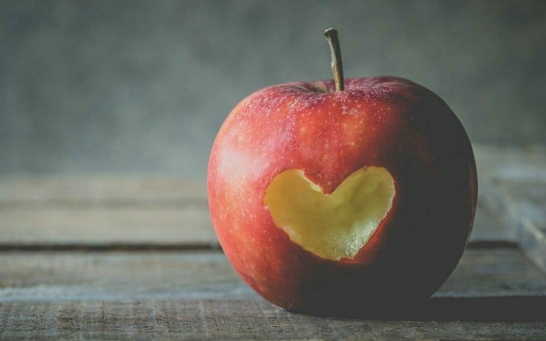 蘋果是改善女性性生活的最佳食品嗎?