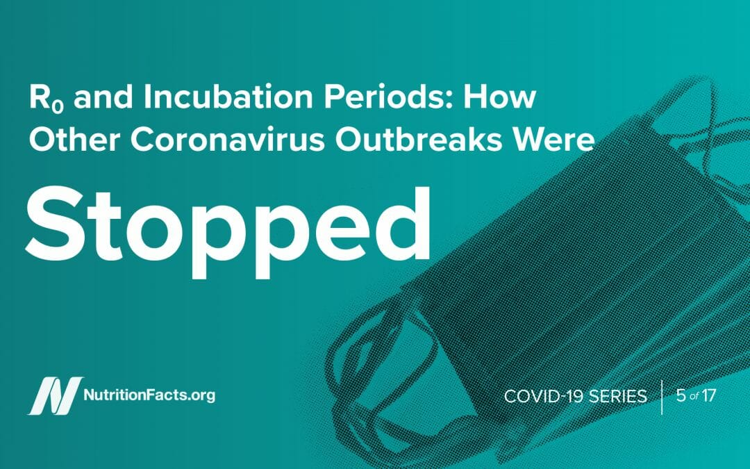 R0和潛伏期:如何停止其他冠狀病毒的爆發