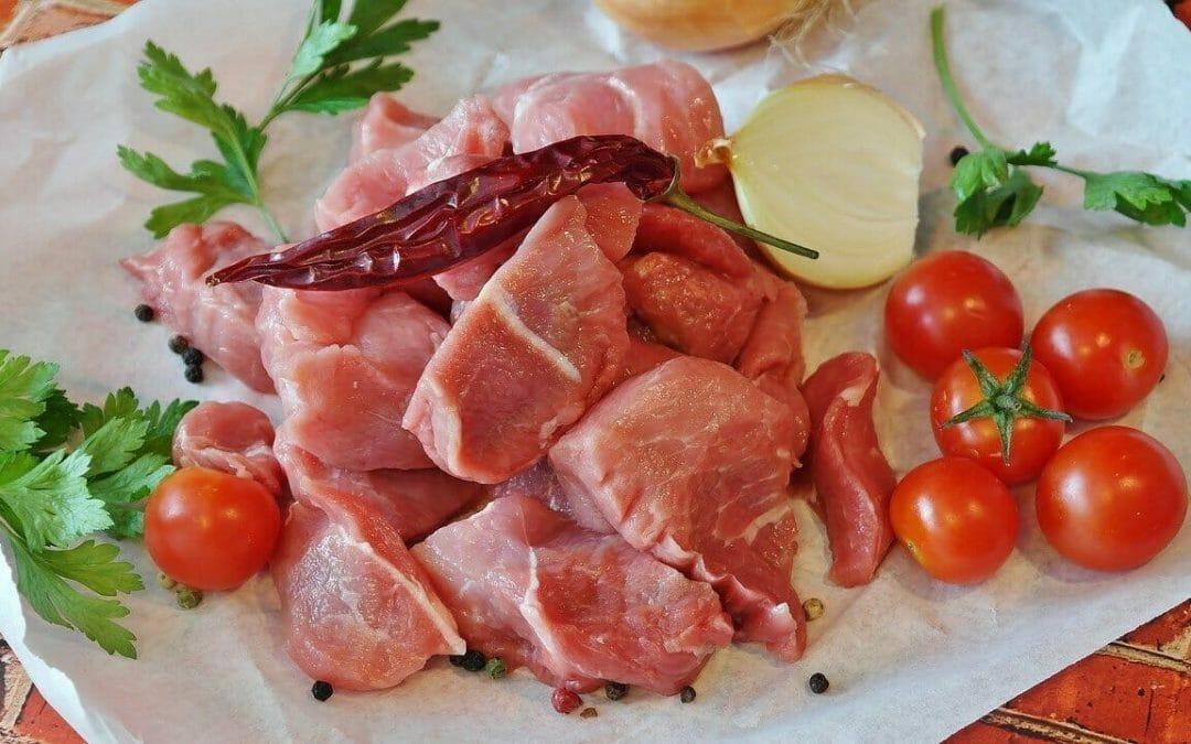 紅色和加工肉類增加了患慢性病的風險