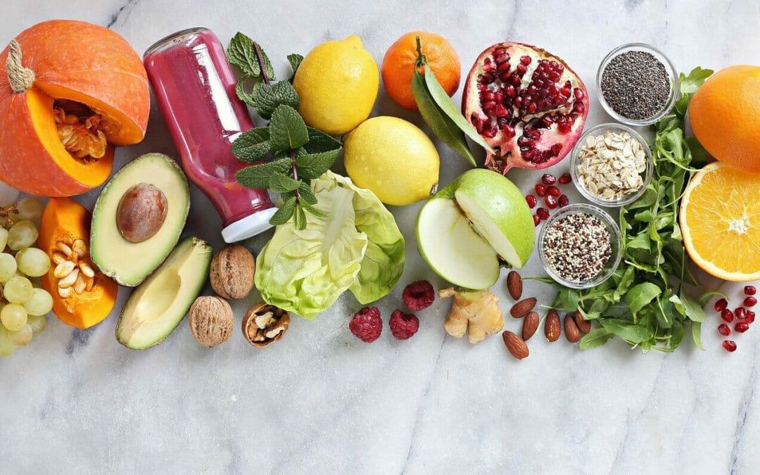 適合初學者的植物性飲食:吃什麼,有好處以及如何成功