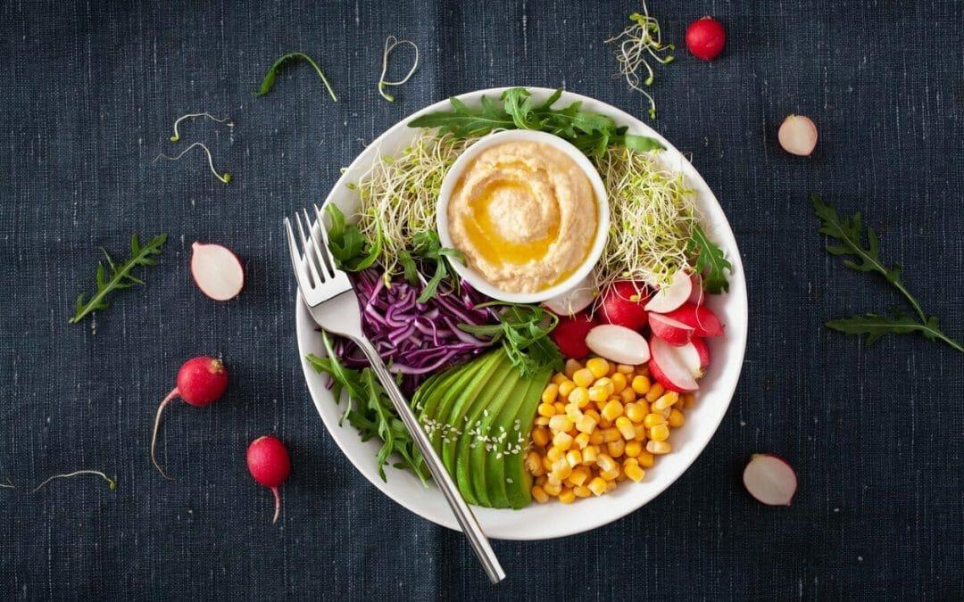 動力碗:10種簡單而營養豐富的多合一餐