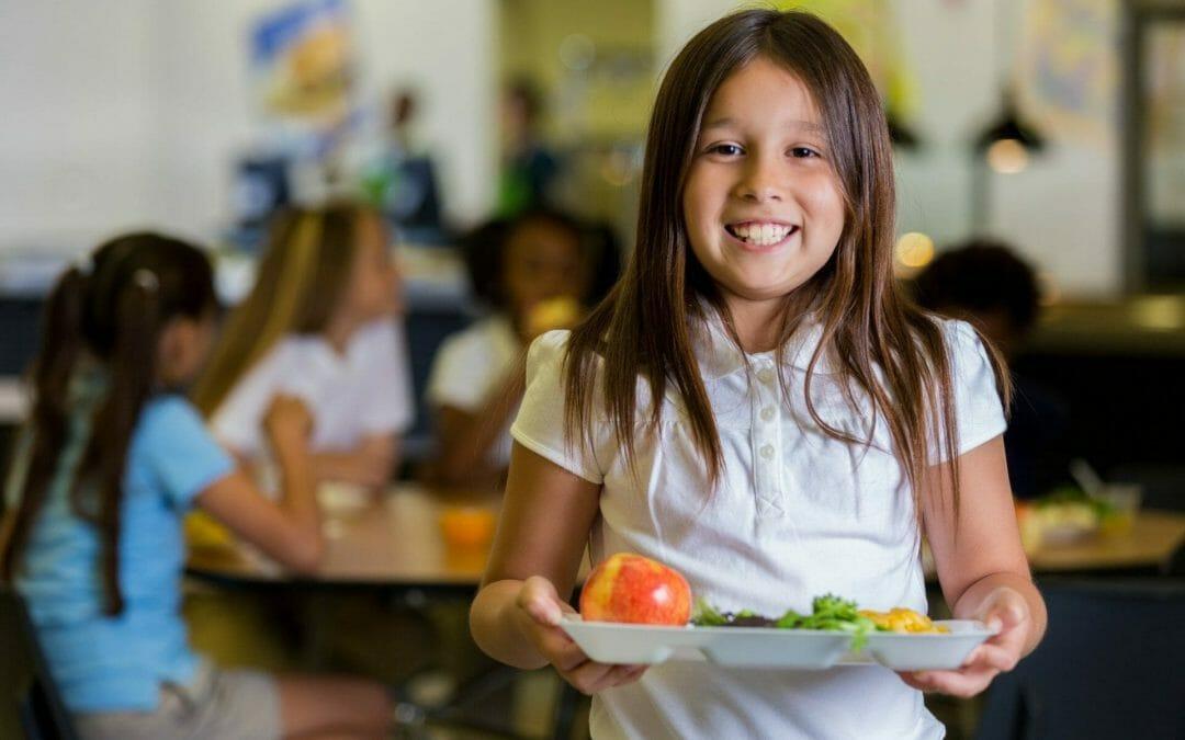 學校午餐計劃改革:4種資源和方法