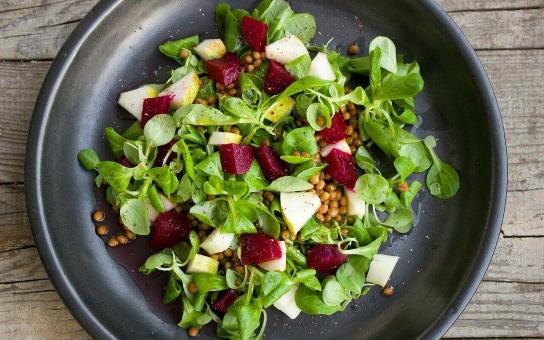 用低脂素食飲食改善糖尿病