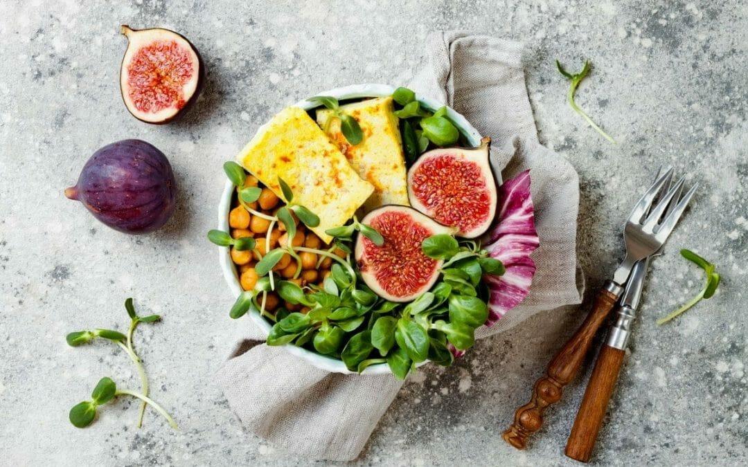 用這12種夏季健康沙拉食譜戰勝熱量